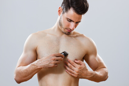 Haarentfernung Männer